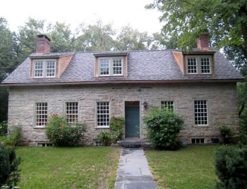 17th Century Stone House