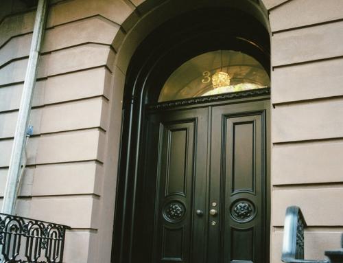 Beaux-Arts Doorway