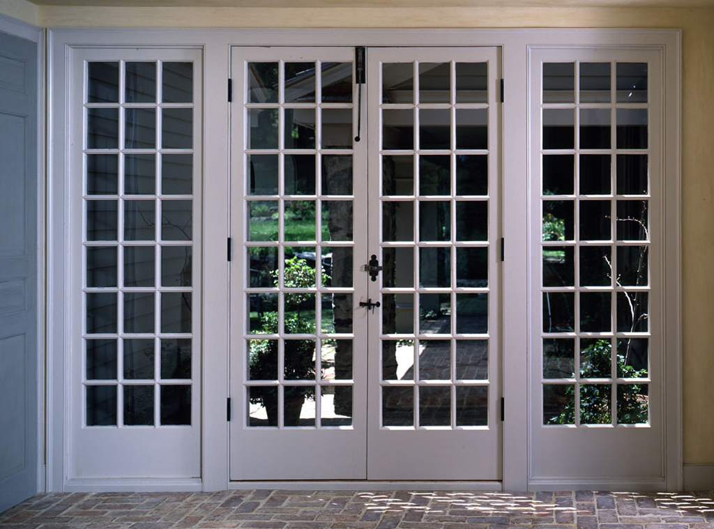 French Doors With Narrow Stiles